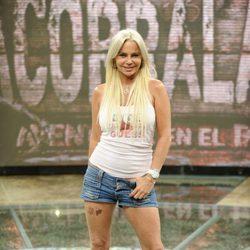 Leticia Sabater en el programa de Acorralados