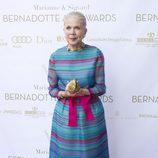 La Duquesa de Orleans en los Premios Marianne & Sigvard Bernadotte