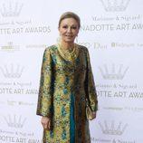 Farah Pahlavi en los Premios Marianne & Sigvard Bernardotte