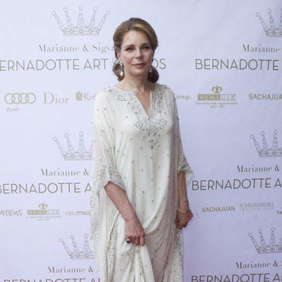 Noor de Jordania en los Premios Marianne & Sigvard Bernadotte