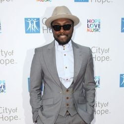 Will.i.am en los Spirit of Life Awards en Los Angeles
