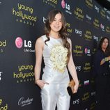Hailee Steinfeld en los Young Hollywood Awards 2012