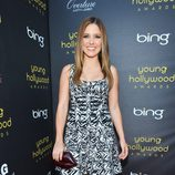 Sophia Bush en los Young Hollywood Awards 2012
