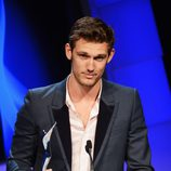 Alex Pettyfer en los Young Hollywood Aawrds 2012