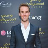 James Van der Beek en los Young Hollywood Aawrds 2012