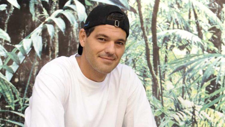 Fran Cuesta en la presentación de 'Frank de la jungla' en Cuatro