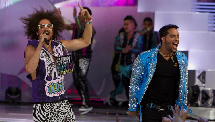 LMFAO en los MuchMusic Video Awards 2012