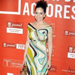 Adriana Ozores en los Premios de la Unión de Actores 2012
