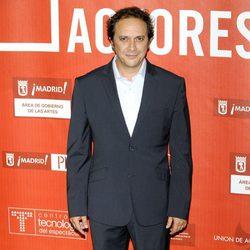 Luis Callejo en los Premios de la Unión de Actores 2012