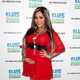 Snooki presume de embarazo