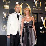 Modesto Lomba y Rosa Díez en los Premios Internacionales Yo Dona 2012