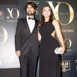 Chenoa y Curi Gallardo en los Premios Internacionales Yo Dona 2012