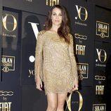 Nerea Garmendia en los Premios Internacionales Yo Dona 2012