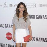 Hiba Abouk en el preestreno de 'Tengo ganas de ti' en Madrid
