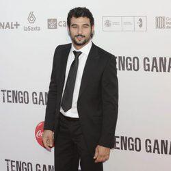 Antonio Velazquez en el preestreno de 'Tengo ganas de ti' en Madrid