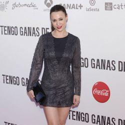 Natalia Verbeke en el preestreno de 'Tengo ganas de ti' en Madrid
