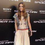 Ana Fernández en el estreno de 'The Amazing Spiderman' en Madrid