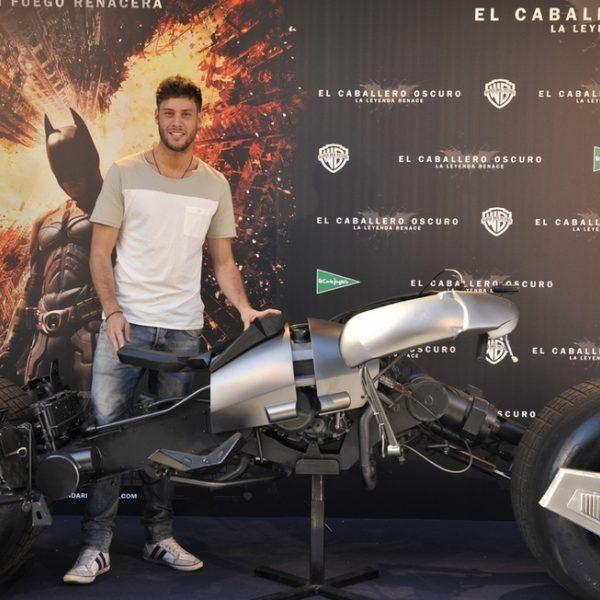 Famosos en la presentación de la moto de Batman en Madrid