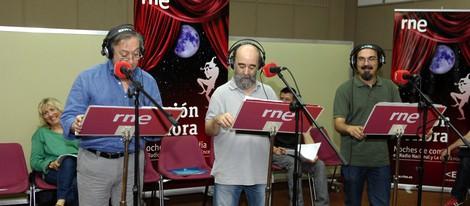 Álex Angulo y Luis Varela en la nueva ficción sonora de Radio Nacional, 'El último trayecto de Horacio Dos'