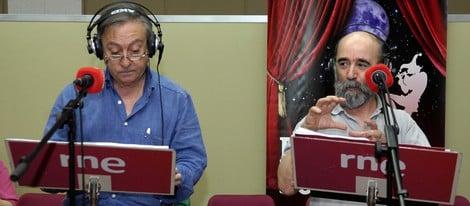 Álex Angulo y Luis Varela en la ficción sonora de Radio Nacional