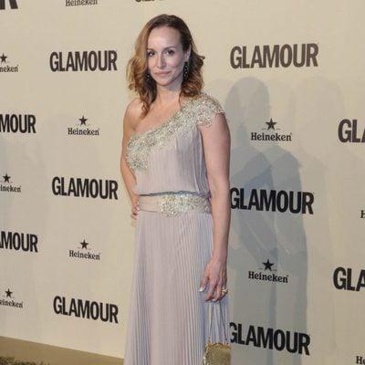 Mar Regueras en el décimo aniversario de Glamour