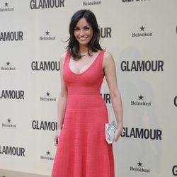 Inés Sastre en el décimo aniversario de Glamour