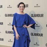 Ana Turpín en el décimo aniversario de Glamour