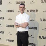 David Delfín en el décimo aniversario de Glamour