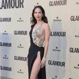 Eugenia Silva en el décimo aniversario de Glamour
