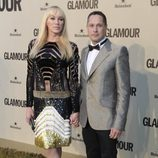 Topacio Fresh e Israel Cotes el décimo aniversario de Glamour