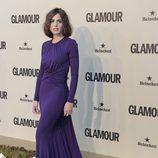 Verónica Echegui en el décimo aniversario de Glamour
