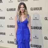 Vanesa Romero en el décimo aniversario de Glamour
