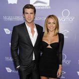 Miley Cyrus y Liam Hemsworth reaparecen tras anunciar su compromiso
