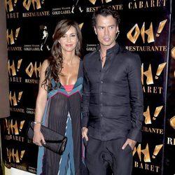 Arancha del Sol y Finito de Córdoba en la inauguración de Oh Cabaret