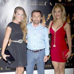 José Manuel Parada y Beatriz Trapote en la inauguración de Oh Cabaret
