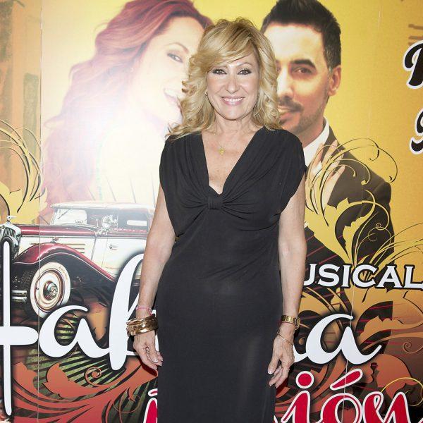 Famosos en el estreno del musical 'Habana Pasión'