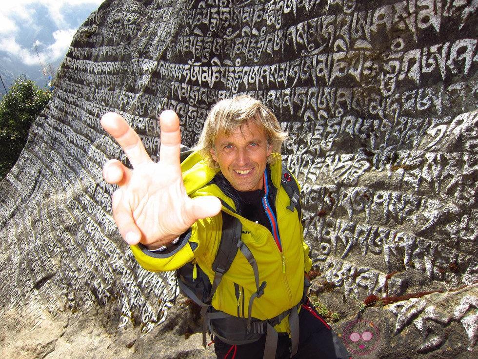 Jesús Calleja en 'Desafío Everest' de Cuatro