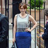 Tina Fey en la boda de Alec Baldwin