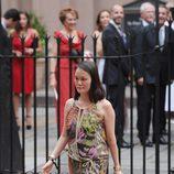 Soon-Yi Previn en la boda de Alec Baldwin