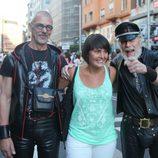 Veteranos gays en el Orgullo Gay de Madrid