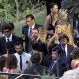 Invitados en la boda de Patricia Conde y Carlos Seguí