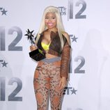 Nicki Minaj en los Bet Awards 2012