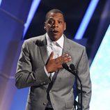 Jay-Z en la gala de los Bet Awards 2012