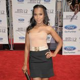 Kerry Washington en la alfombra roja de los Bet Awards 2012