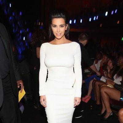 Kim Kardashian en los Bet Awards 2012