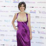 Sandra Barneda en la entrega de los Premios Iris 2012