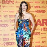 Blanca Suárez en el estreno de 'Carmina o revienta'
