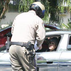 Justin Bieber multado en Los Ángeles