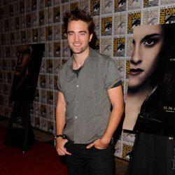 Robert Pattinson presenta 'Amanecer. Parte 2' en la Comic-Con 2012