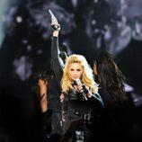Madonna durante uno de los conciertos de su 'M.D.N.A World Tour 2012'